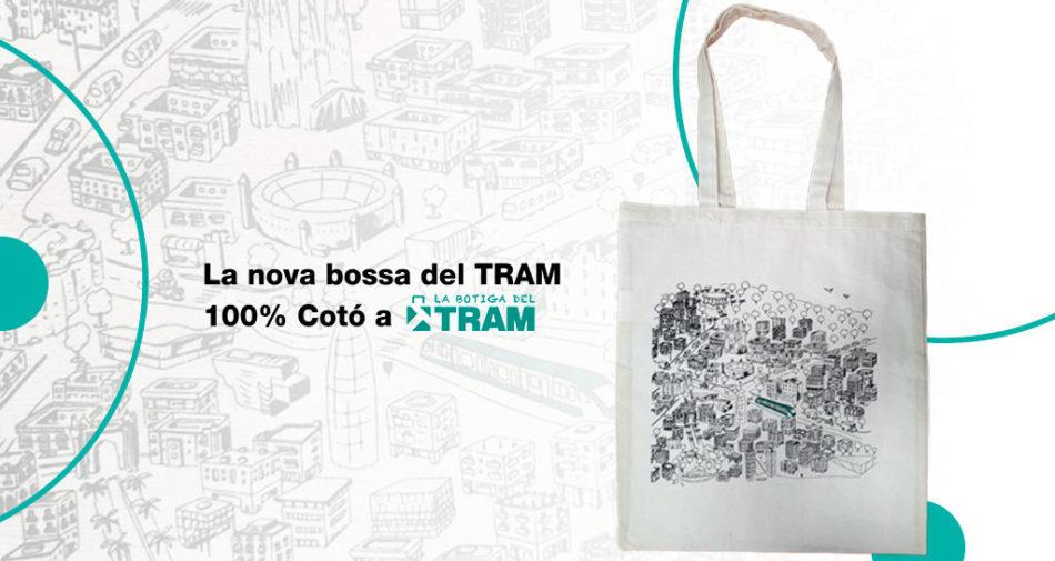 Bossa cotó 100% Tram